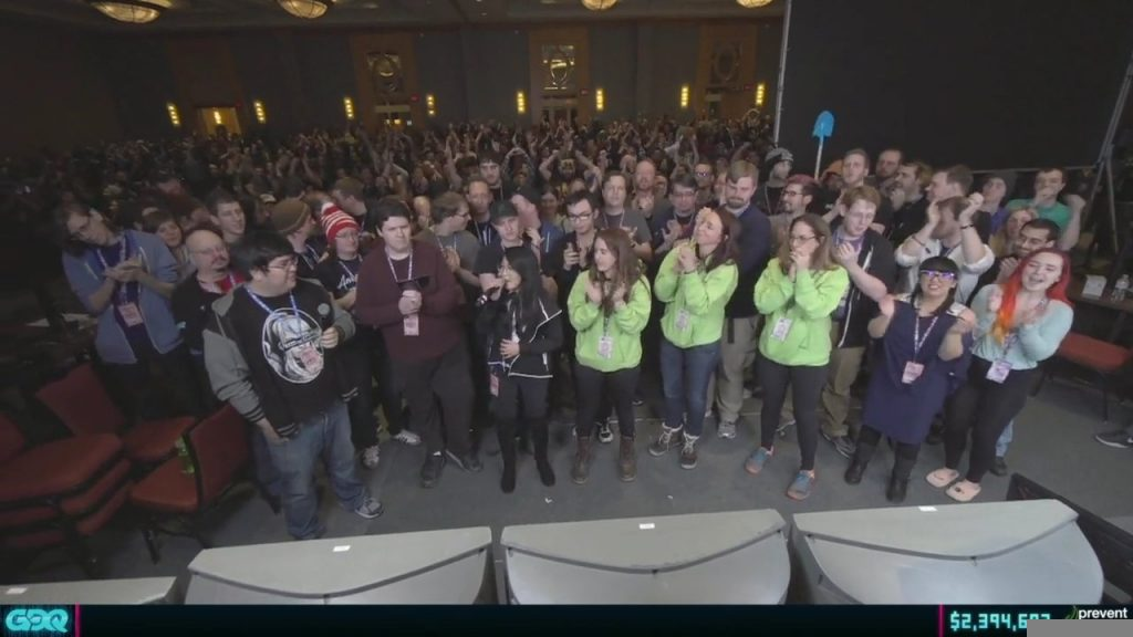 AGDQ 2019 Finale