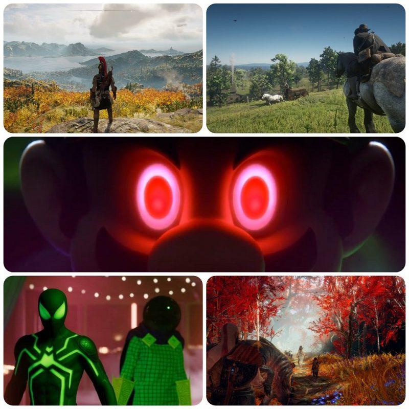Top 5 Games 2019 Matt Owen