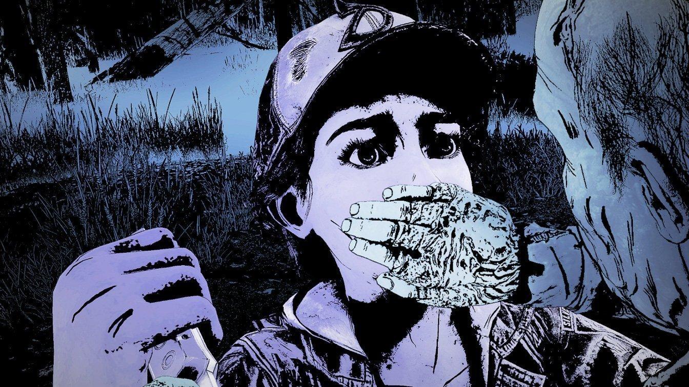 Walking Dead Episode 3 James