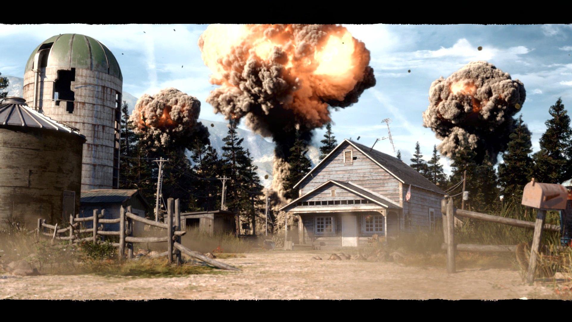 Far Cry New Dawn Nukes