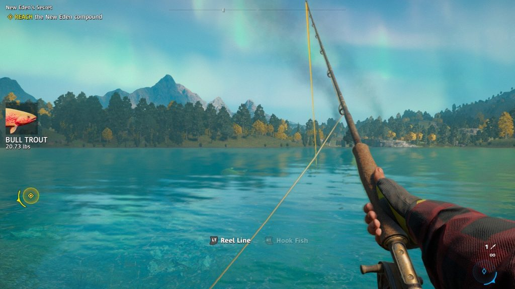 Far Cry New Dawn Fishing