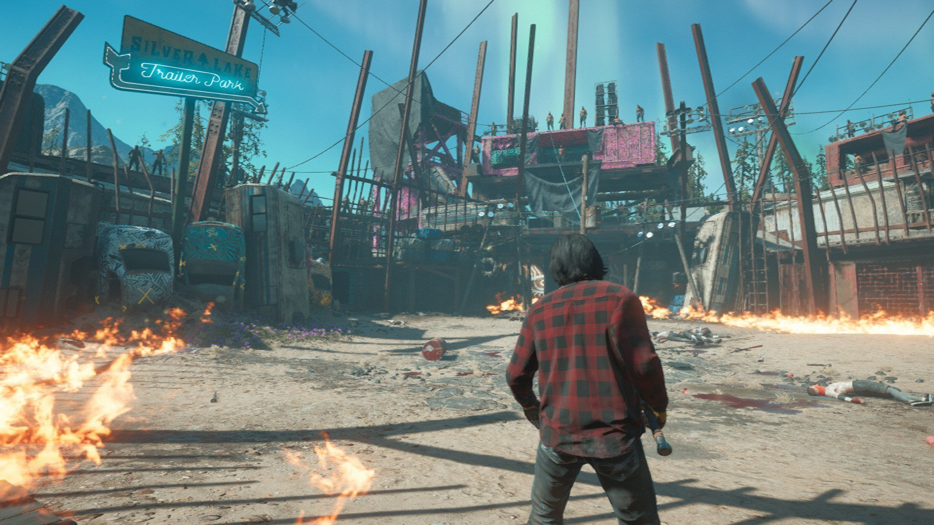 Far Cry New Dawn Fight Pit