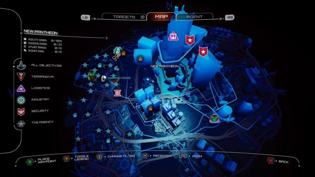 Crackdown 3 Map