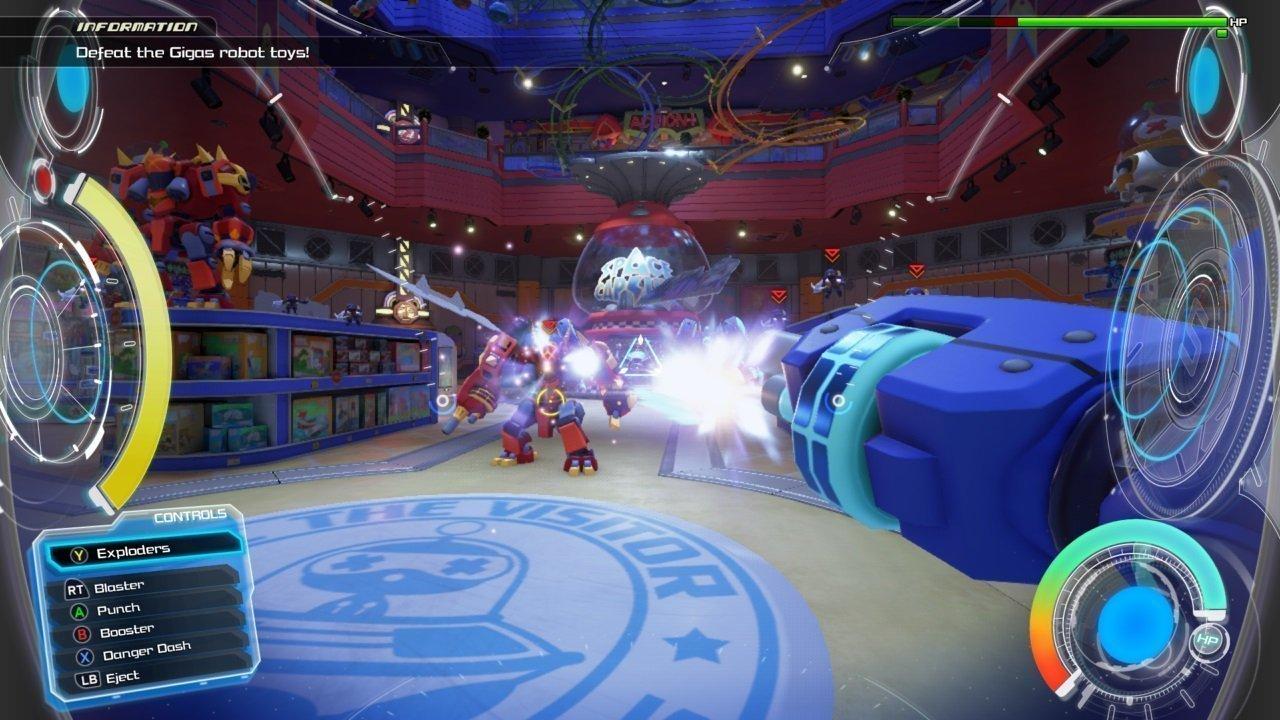 Kingdom Hearts 3 Giga Suit