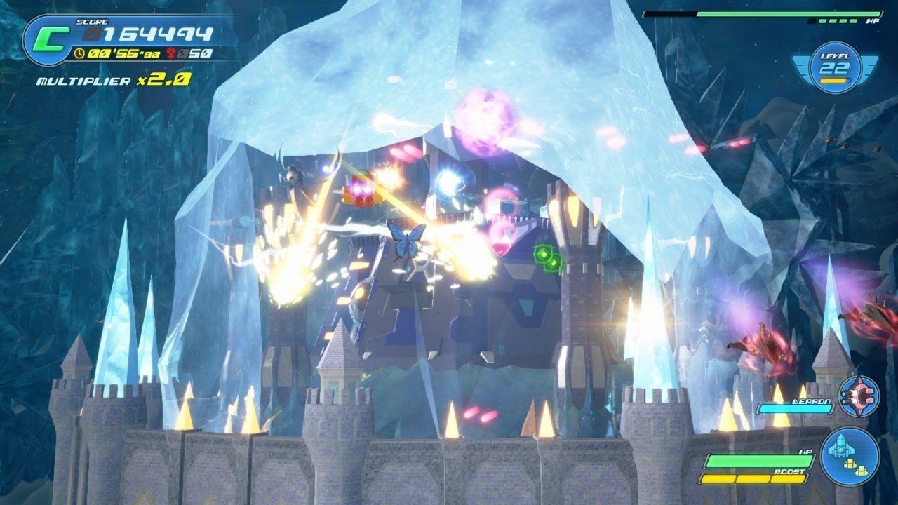 Kingdom Hearts 3 Gummi Ship