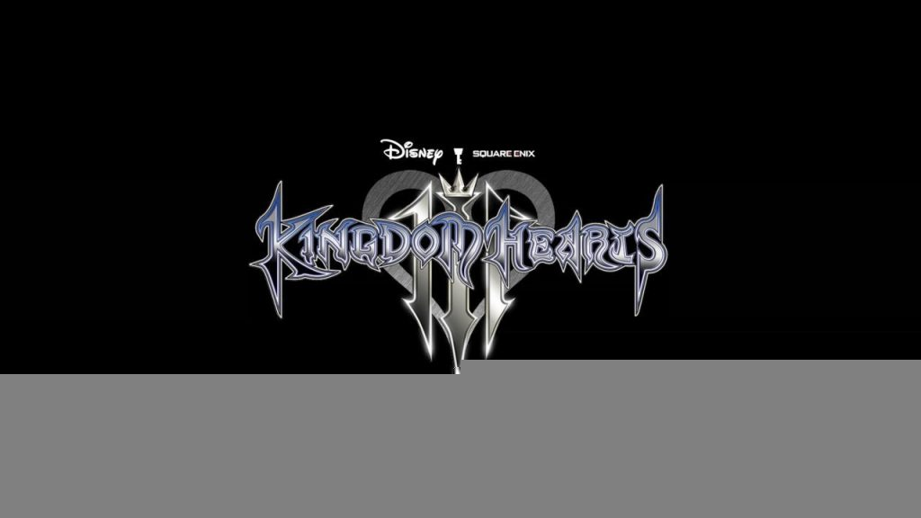 Kingdom Hearts 3 Title Screen