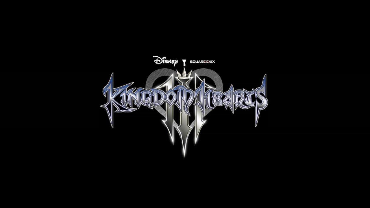 Kingdom Hearts 3 Title Screen