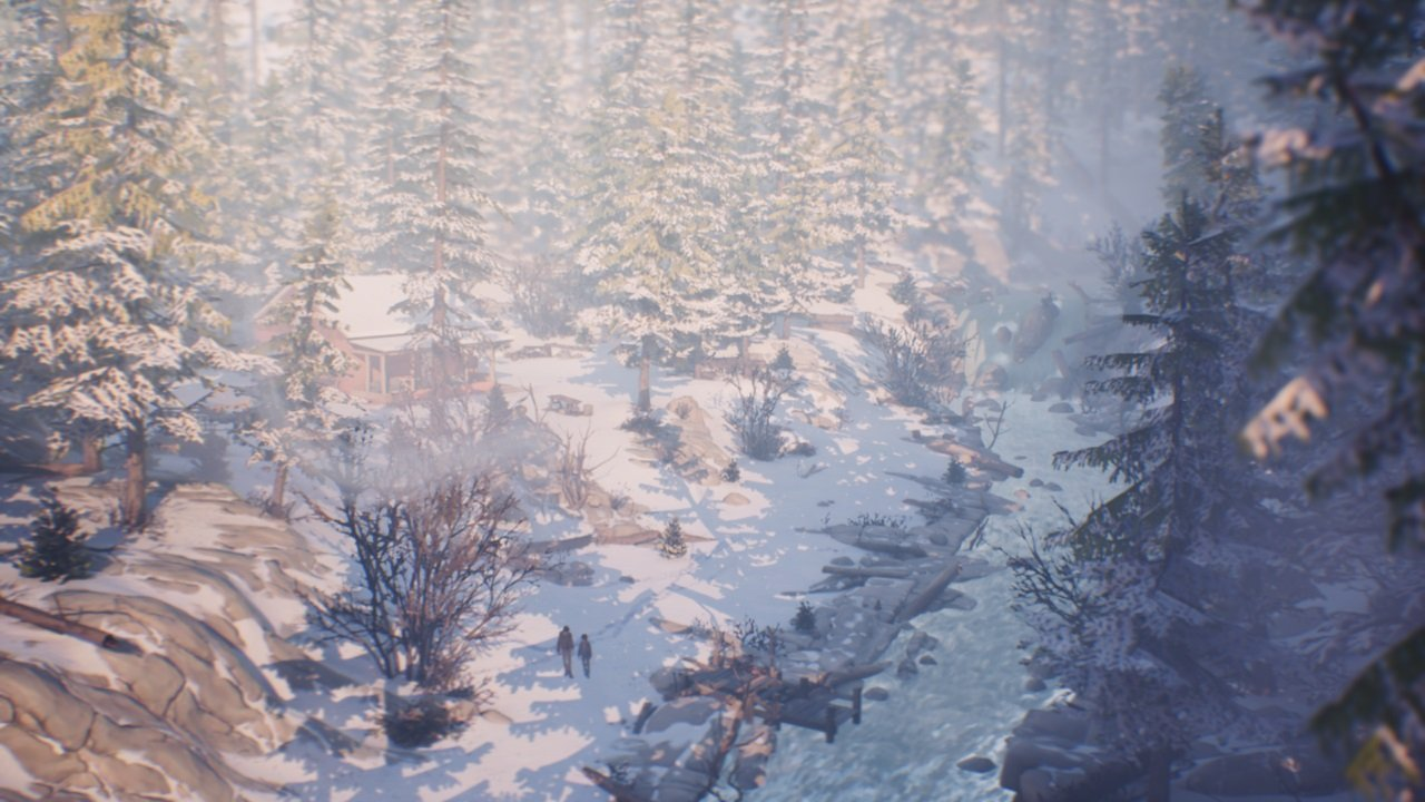 Life is Strange 2 Episode 2 Winter Valley