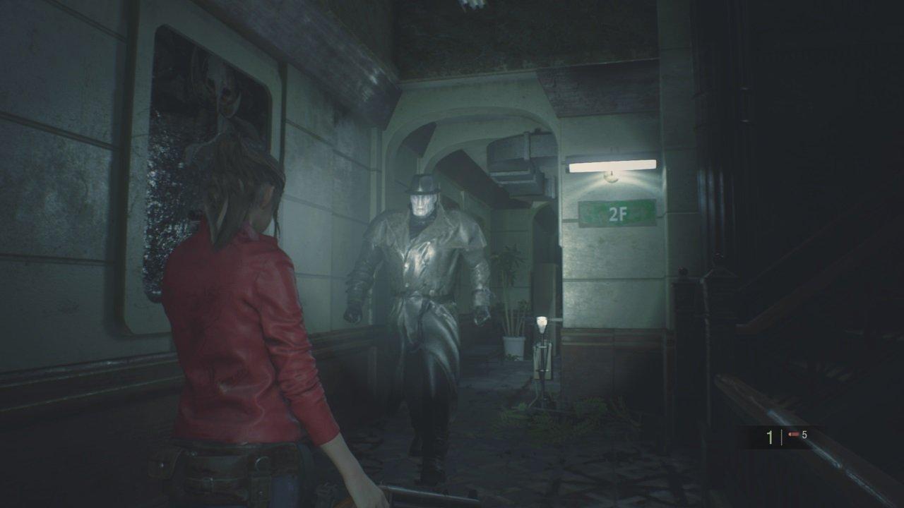 Resident Evil 2 Tyrant