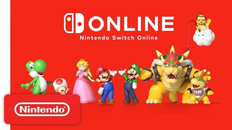 Free Nintendo Switch Online