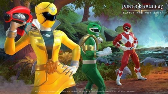 Power Rangers: Battle for the Grid Trailer