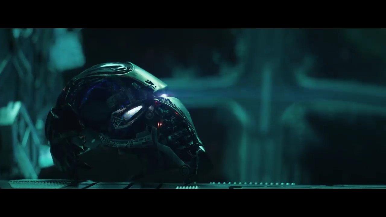 Avengers Endgame Iron Man Helmet