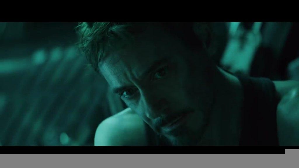 Avengers Endgame Sad Tony Stark
