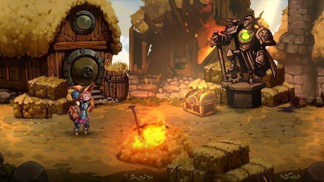 SteamWorld Quest: Hidden Treasure