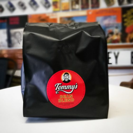 Tommy's-coffee