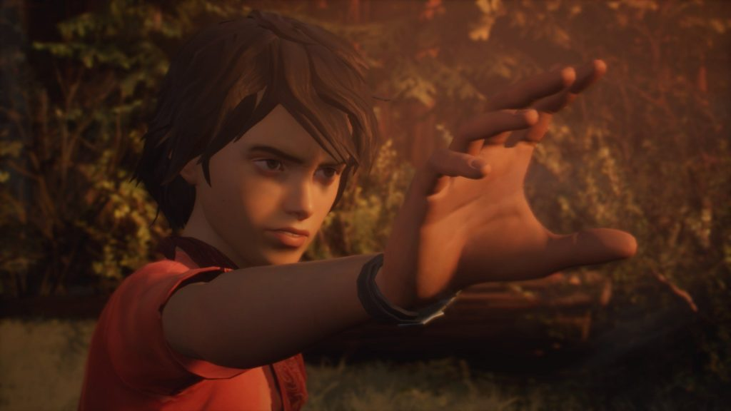 Life is Strange 2 Episode 3 Daniel using Powers