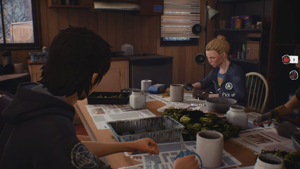 Life is Strange 2 Episode 3 Trimming Weed Plants