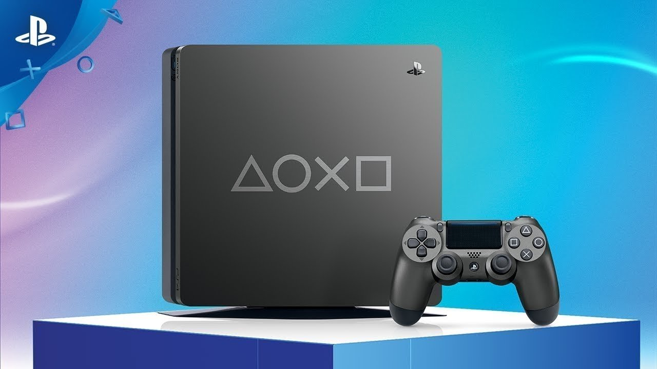 Days of Play 1TB PlayStation 4 Special Edition