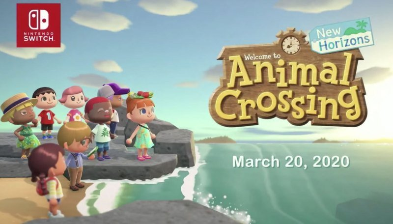 Nintendo Animal Crossing E3 2019