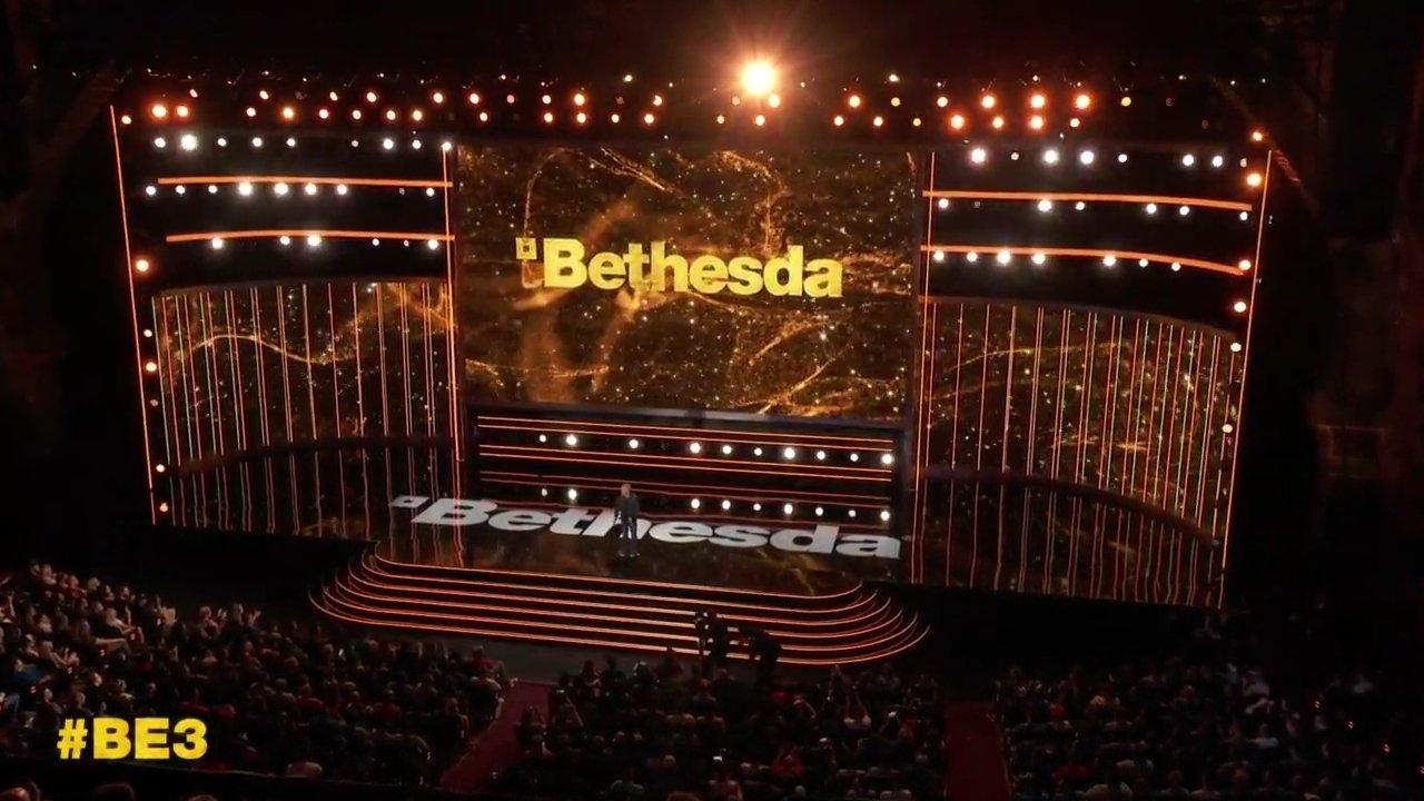 Bethesda E3 2019 Stage