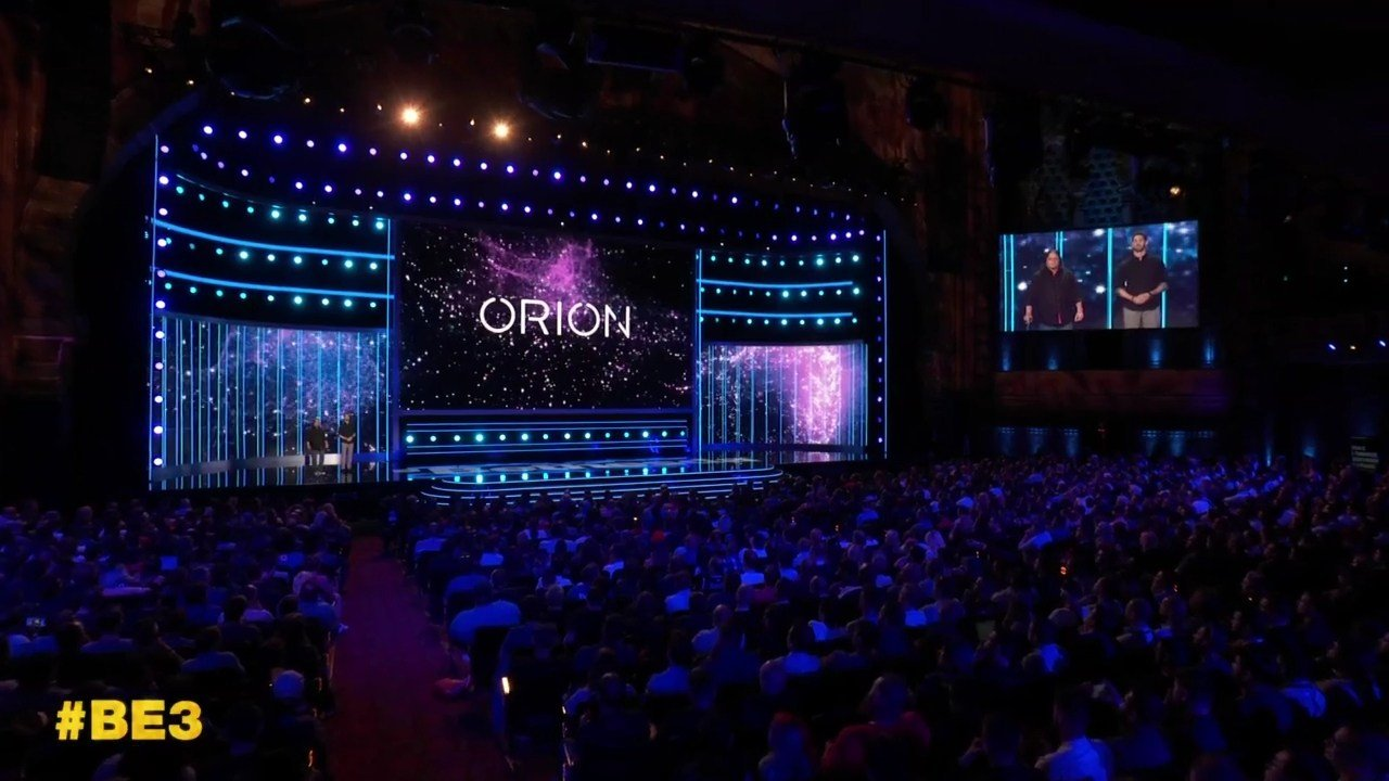 Bethesda Orion Streaming