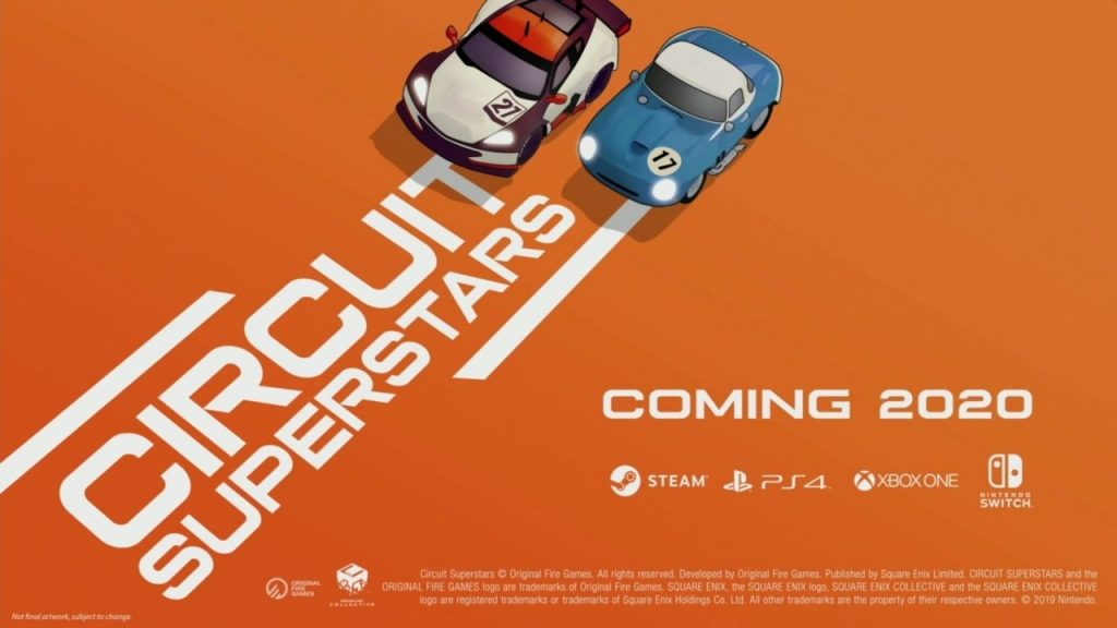 Circuit Superstars E3 2019