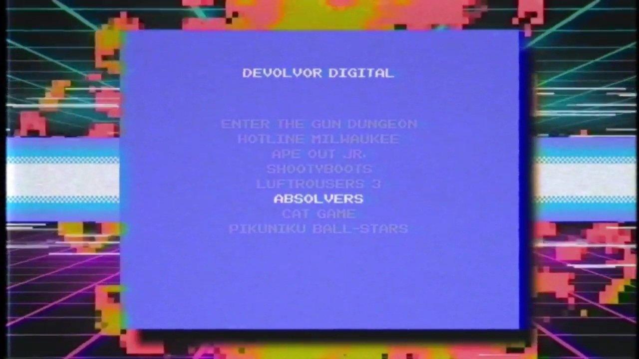 Devolver Bootleg Game list