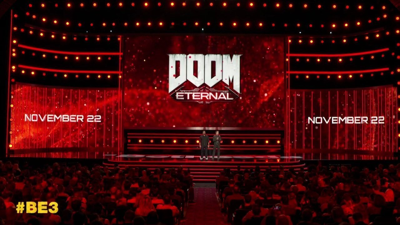 Doom Eternal Release Date