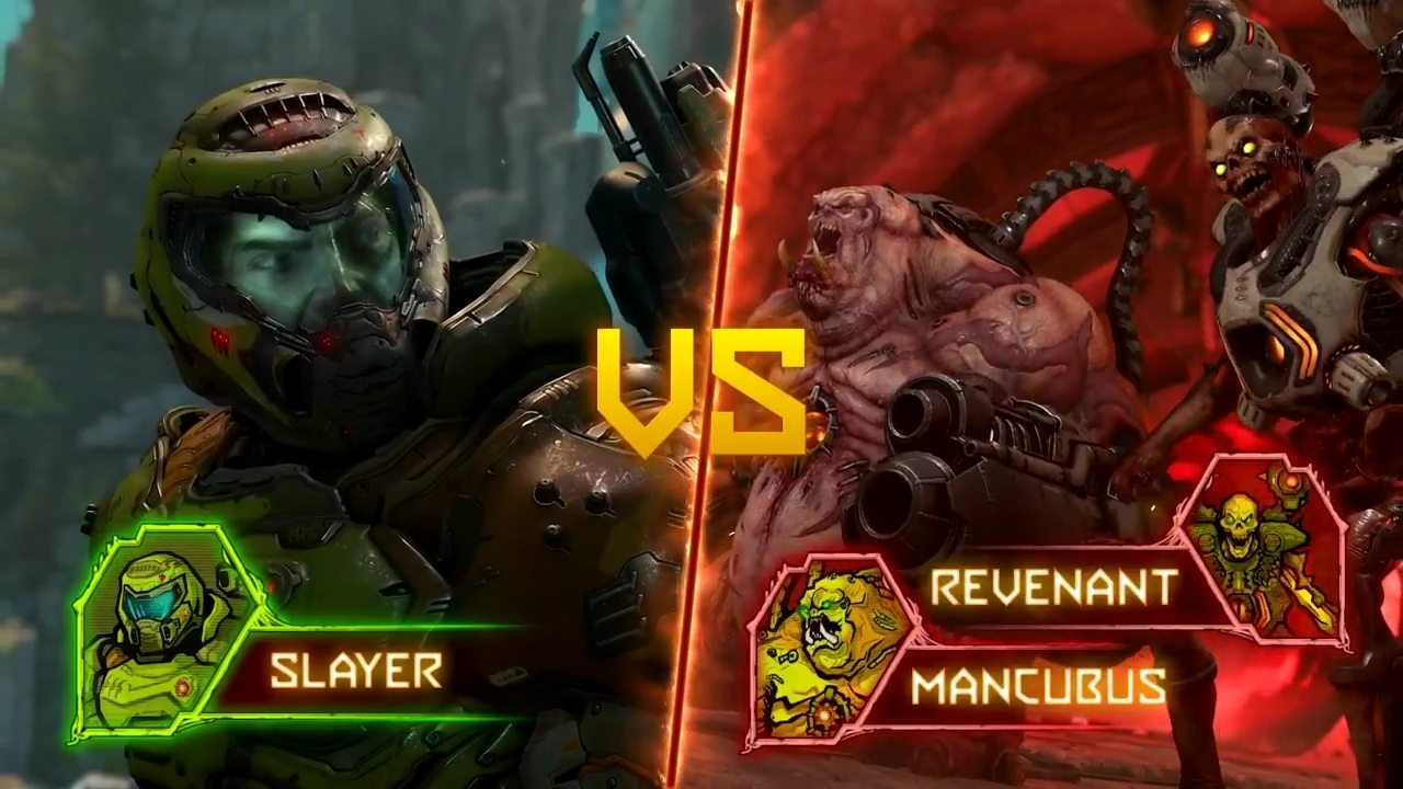 Doom Eternal Battle Mode