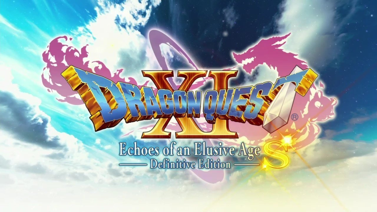 Dragon Quest XI Echoes of an Elusive Age E3 2019
