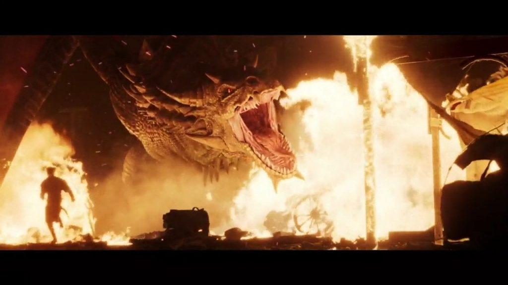 Elder Scrolls Online Elsweyr Dragon Trailer E3 2019