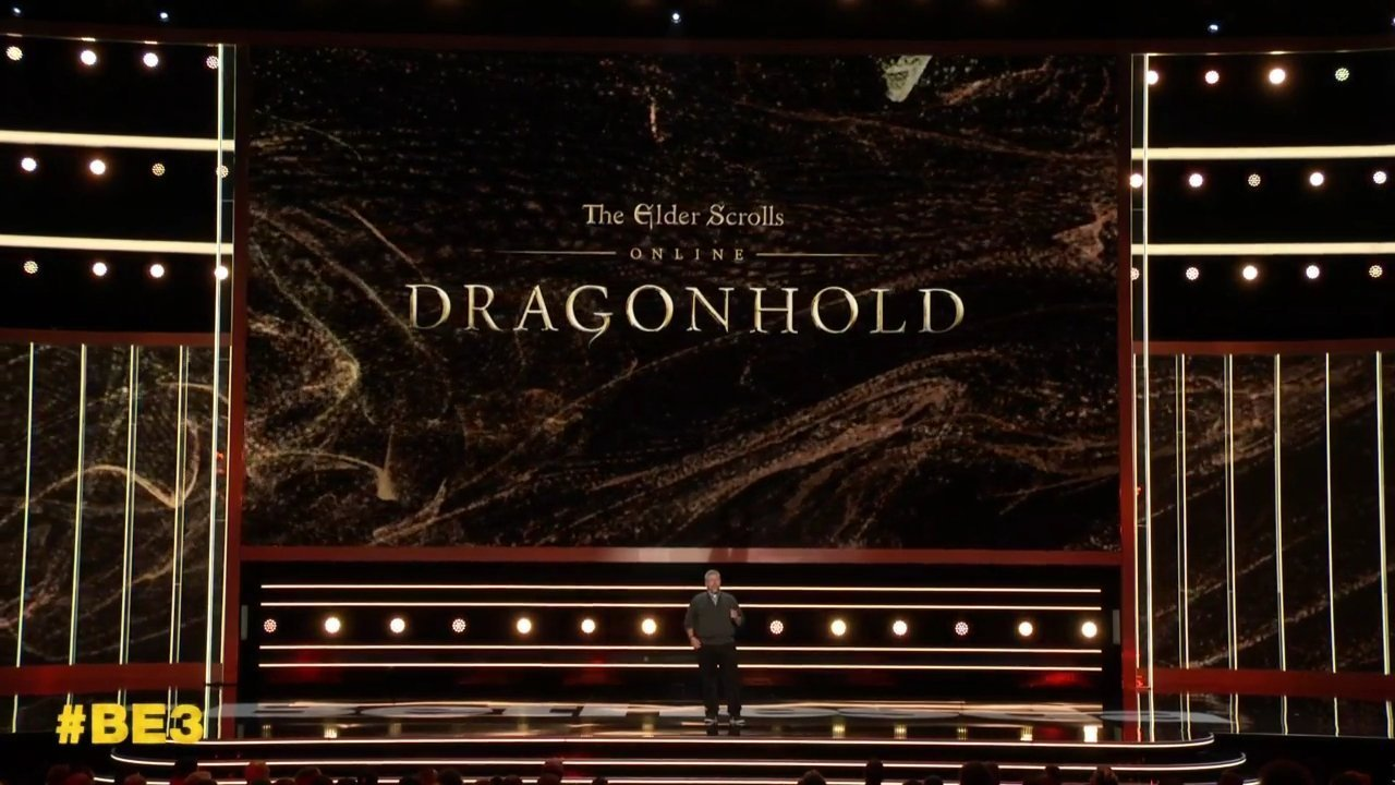 Elder Scrolls Online Dragonhold DLC