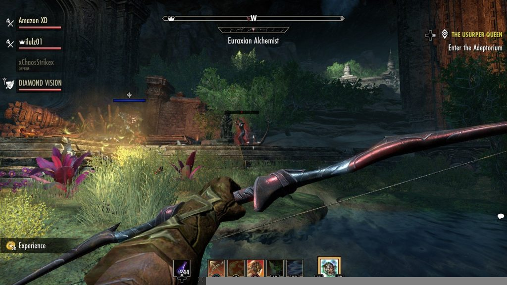 Elsweyr Delve Gameplay