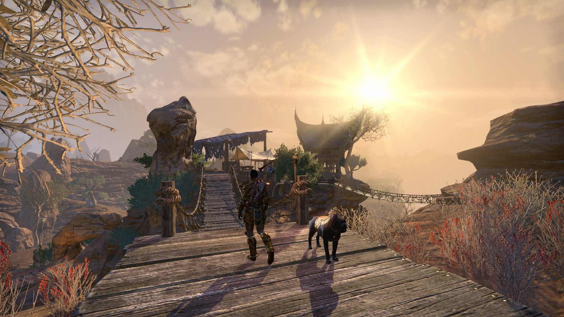 The Elder Scrolls Online Elsweyr Review Dragons Unleashed