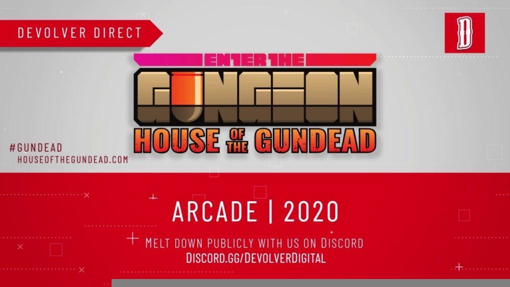 Enter the Gungeon Arcade Release Date