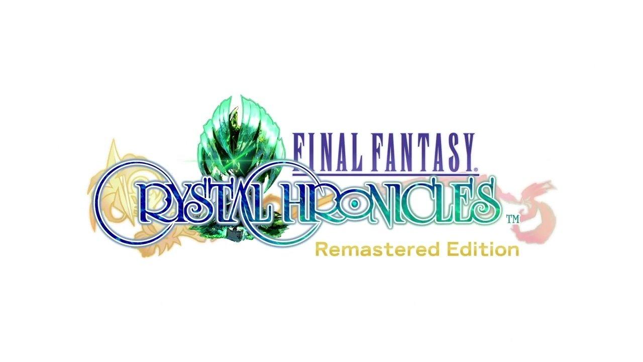 Final Fantasy Crystal Chronicles Remastered Logo