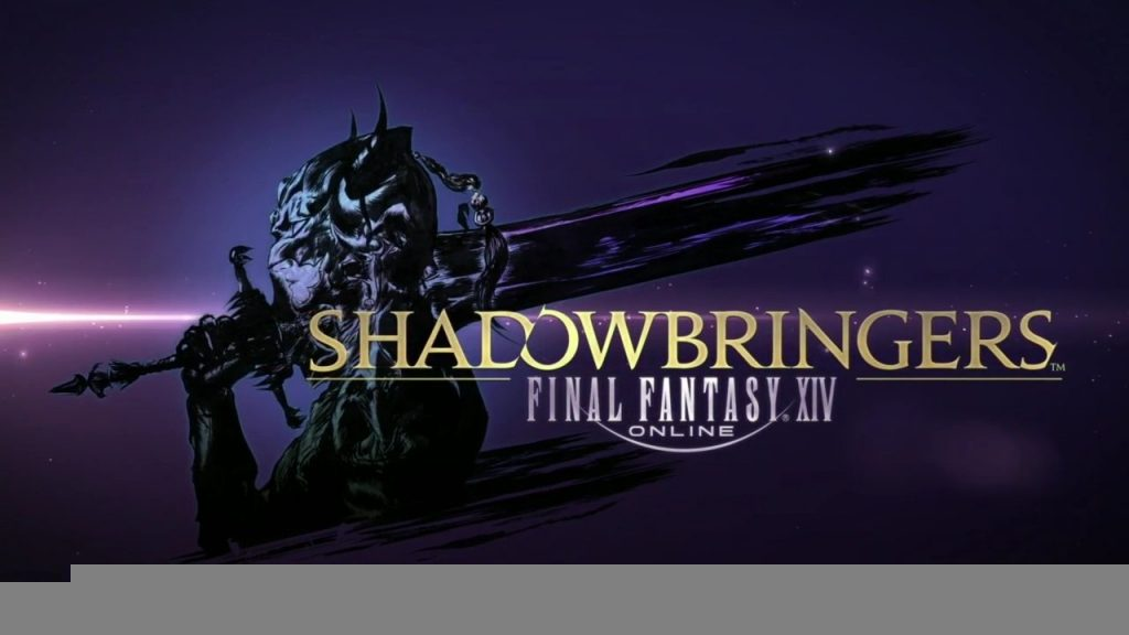 Final Fantasy XIV Shadowbringers Logo