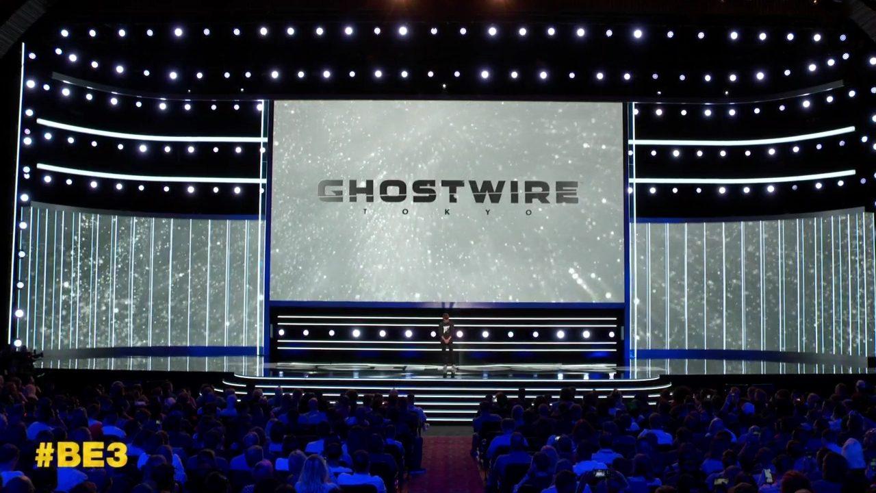 Ghostwire Tokyo at Bethesda E3 2019
