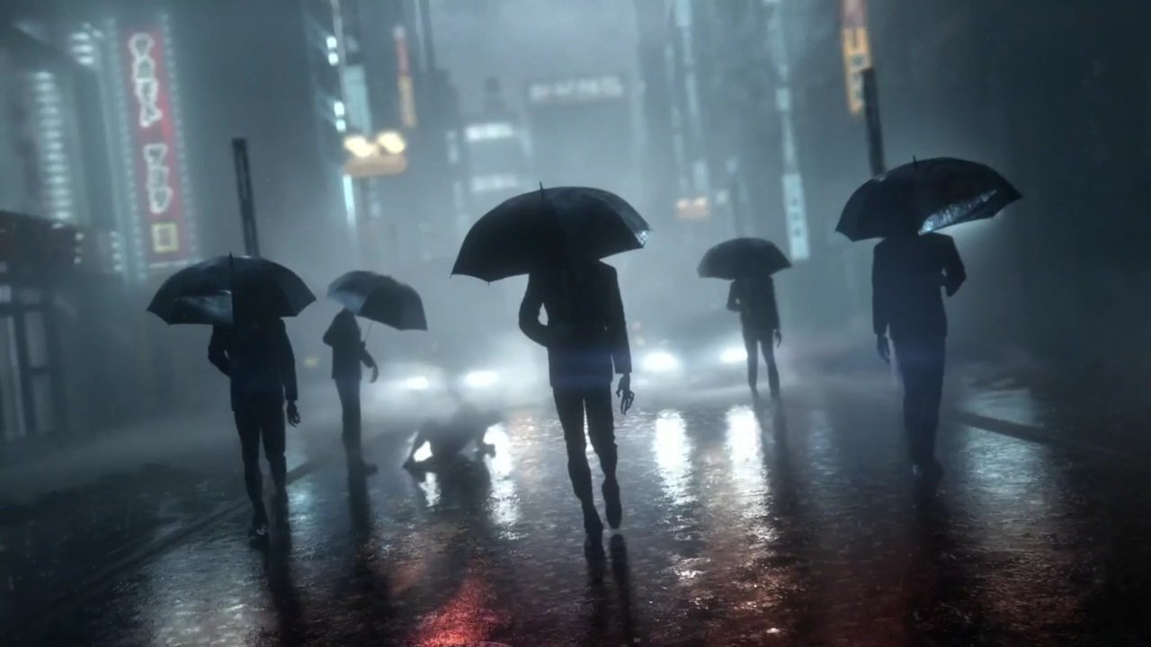 Ghostwire Tokyo Umbrella Gang