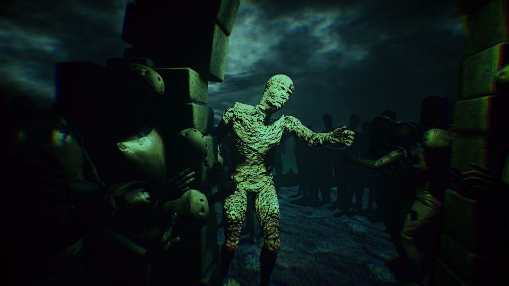 Layers of Fear 2 Mannequin