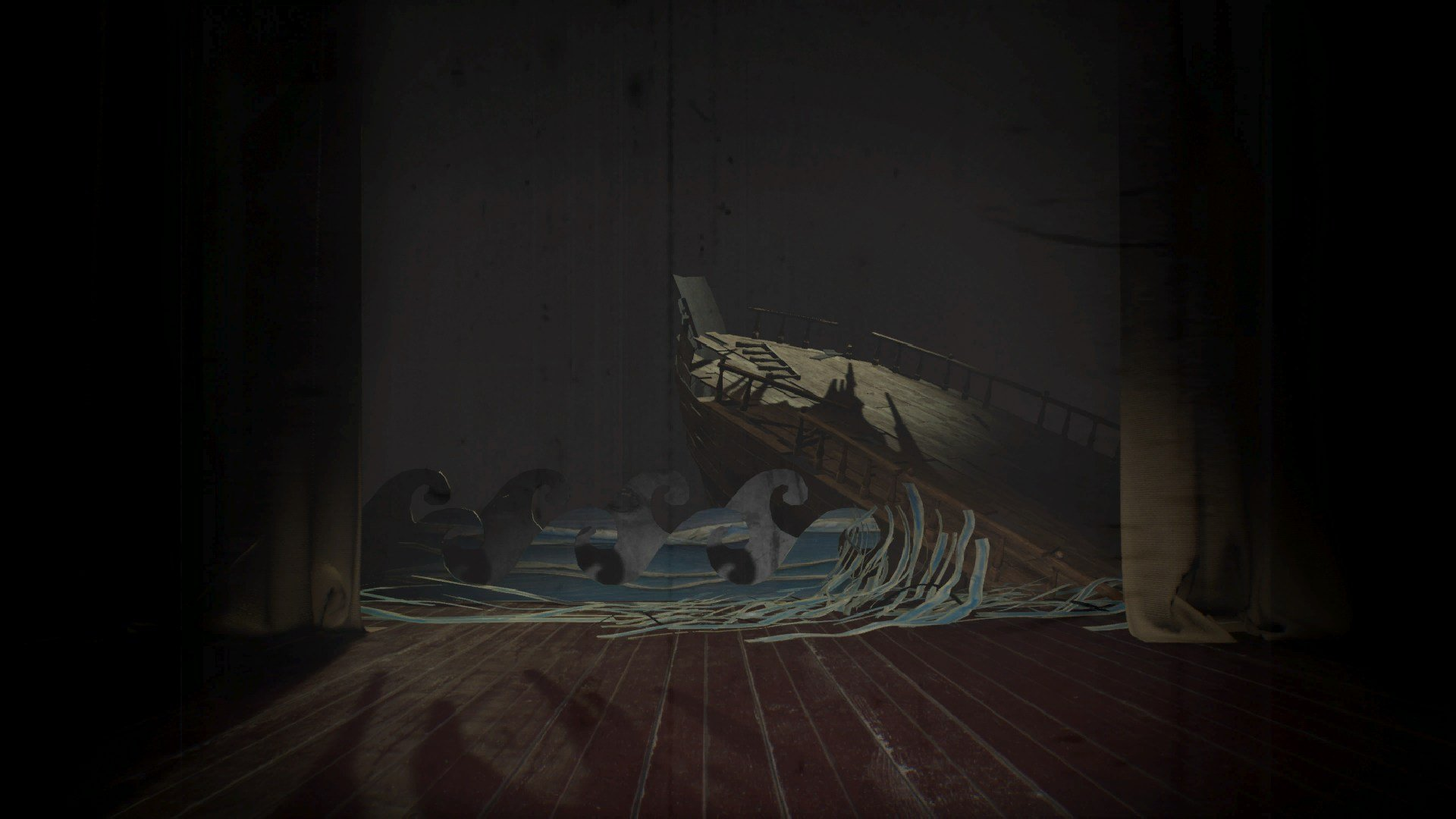 Layers of Fear 2 Stagework