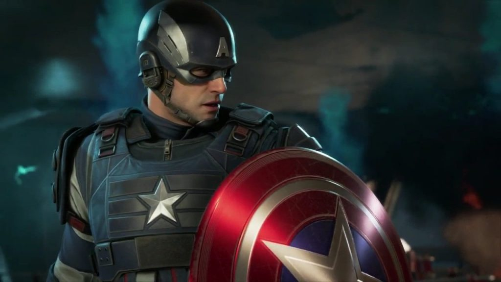 Marvels Avengers Captain America E3 2019 Trailer
