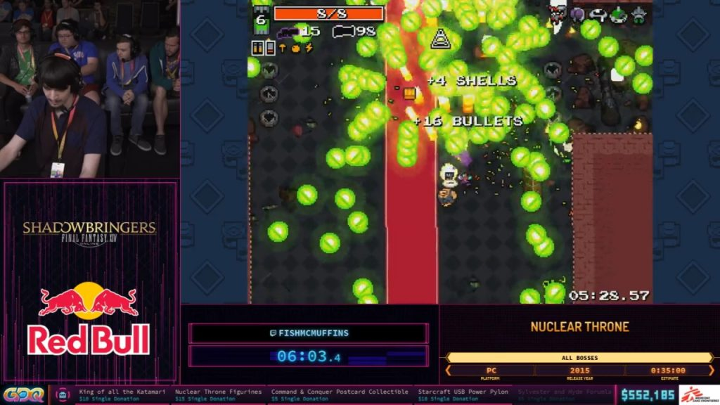 Nuclear Throne at SGDQ 2019