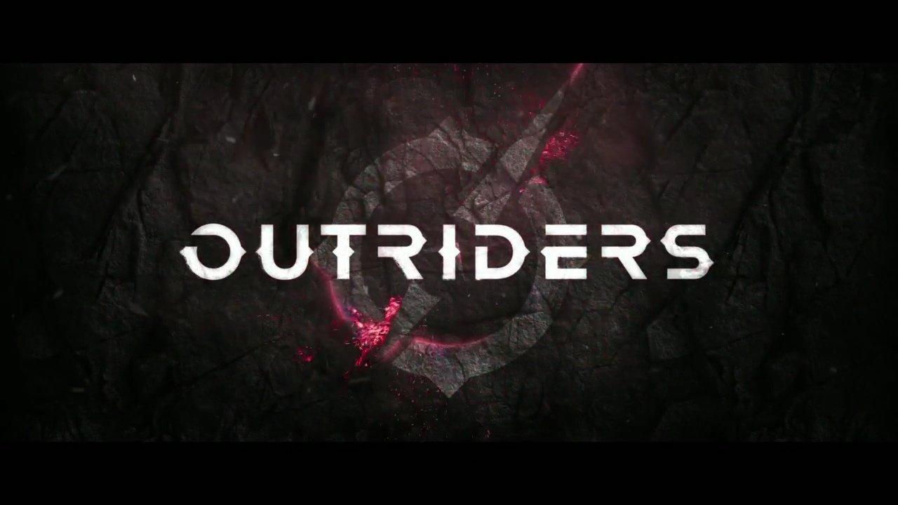 Outriders E3 2019 Logo