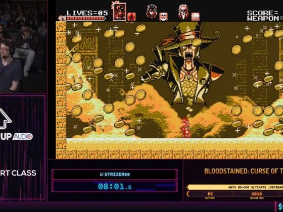 SGDQ 2019 Bloodstained Gold Boss