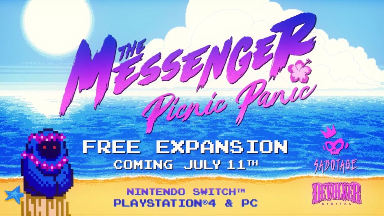 The Messenger Picnic Panic Release Date