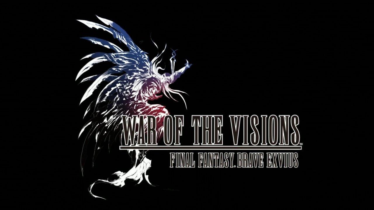 War of the Visions Final Fantasy Logo