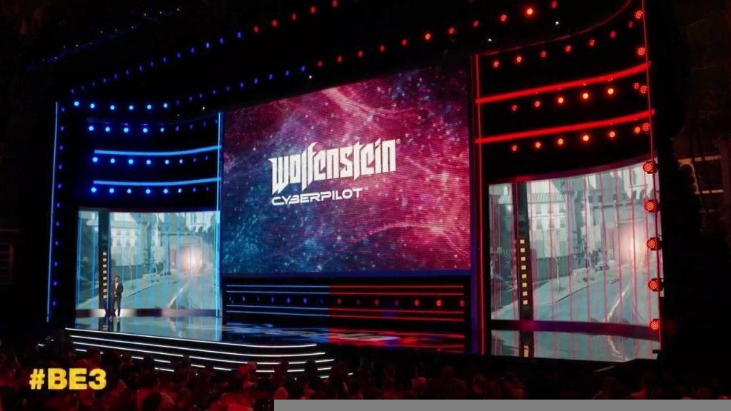 Wolfenstein Cyberpilot E3 2019