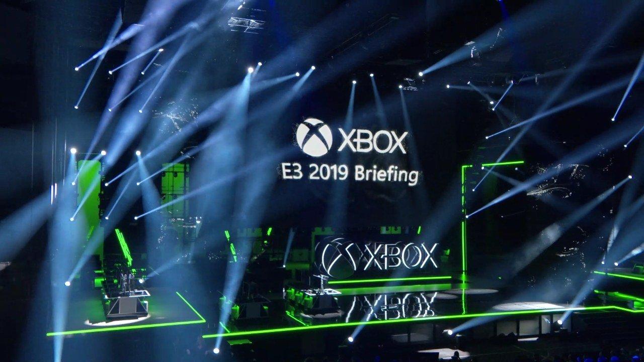 Xbox e3 2019 press conference stage