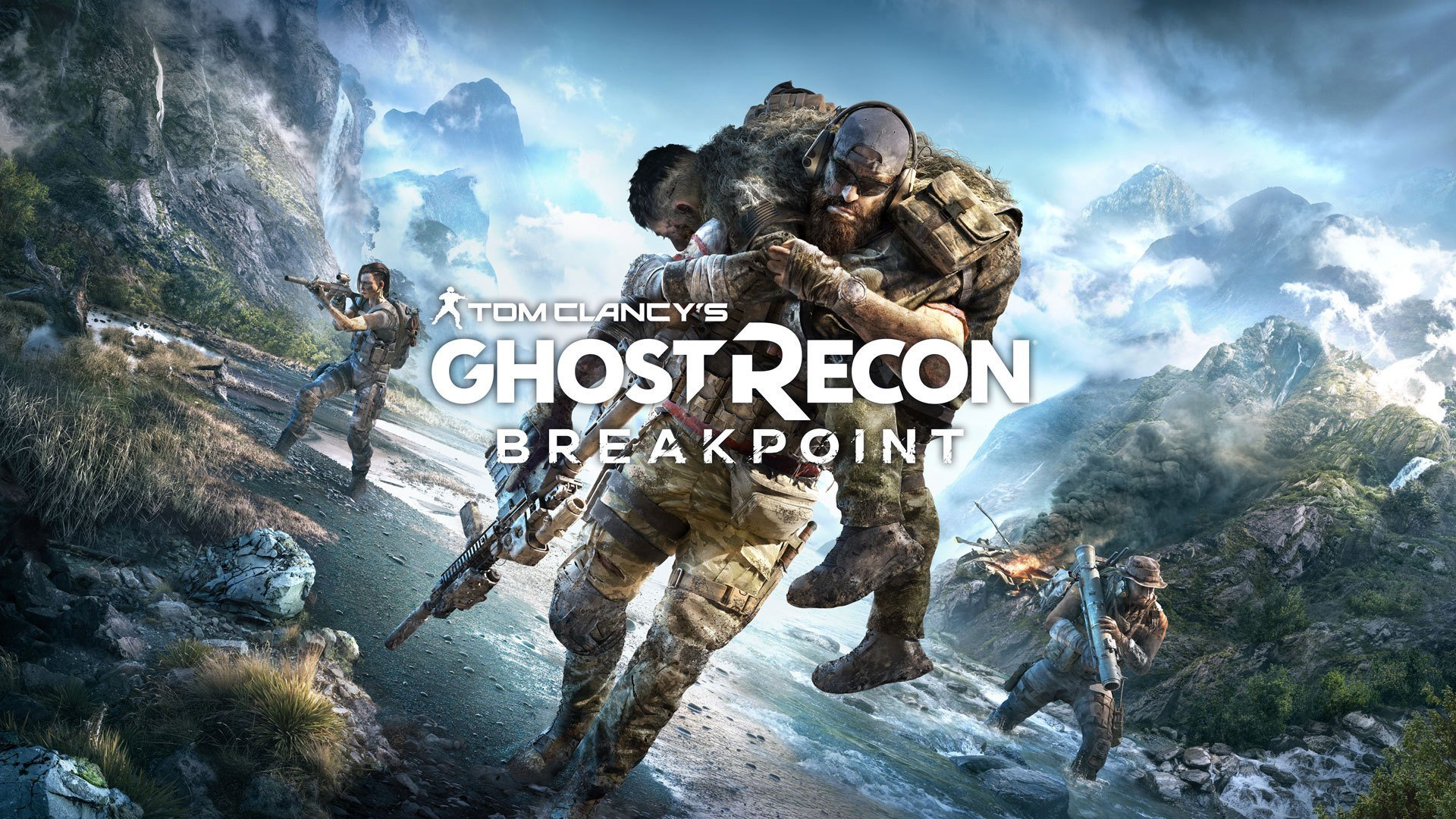Tom Clancy's Ghost Recon: Breakpoint E3 Ubisoft 2019